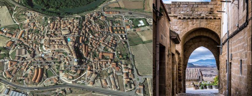 pueblos medievales de la rioja