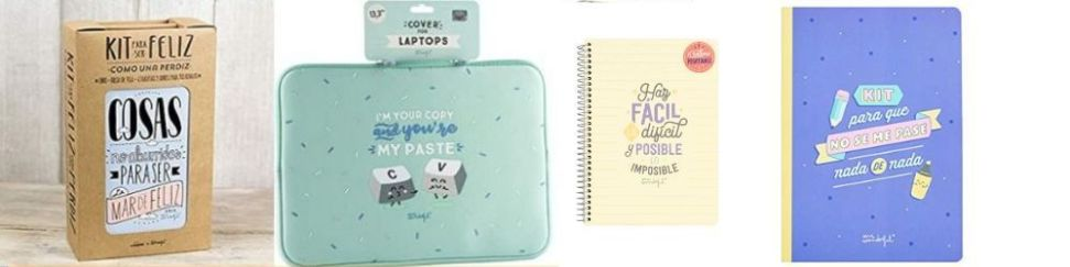 Tienda de libretas mrs wonderful