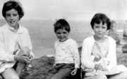Jane, Grant and Arnna Beaumont