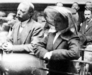 Dr. Crippen & Ethel LeNeve