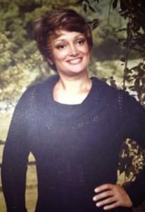 Dottie Rowden Tidwell, courtesy of her family