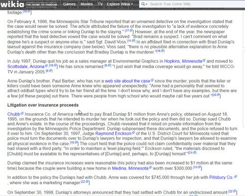 True Crime Wiki 3/Anne L. Barber Dunlap