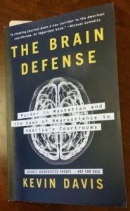 The Brain Defense - Kevin Davis - neuroscience