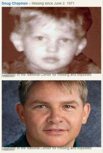 Douglas Charles Chapman progression