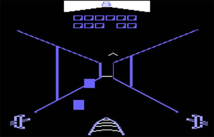 Star Wars: The Arcade Game (Atari 2600)