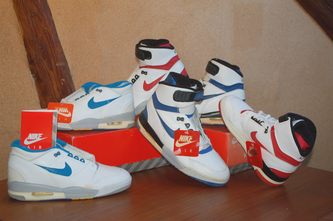 Vintage Nike from 1987 Sneakers Shoes