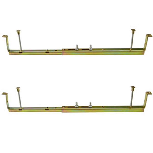 undermount sink bracket kit front back mount