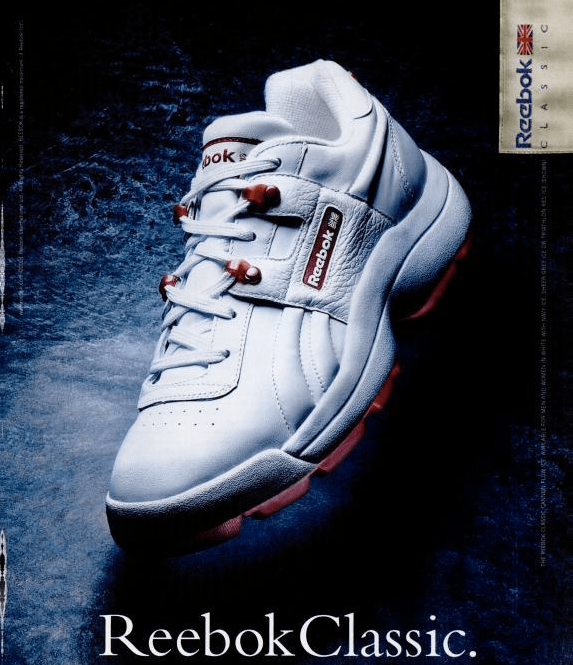 1e9db1b44d5 The Reebok Classic Cannon Flow Ice 2001   DeFY. New York-Sneakers ...