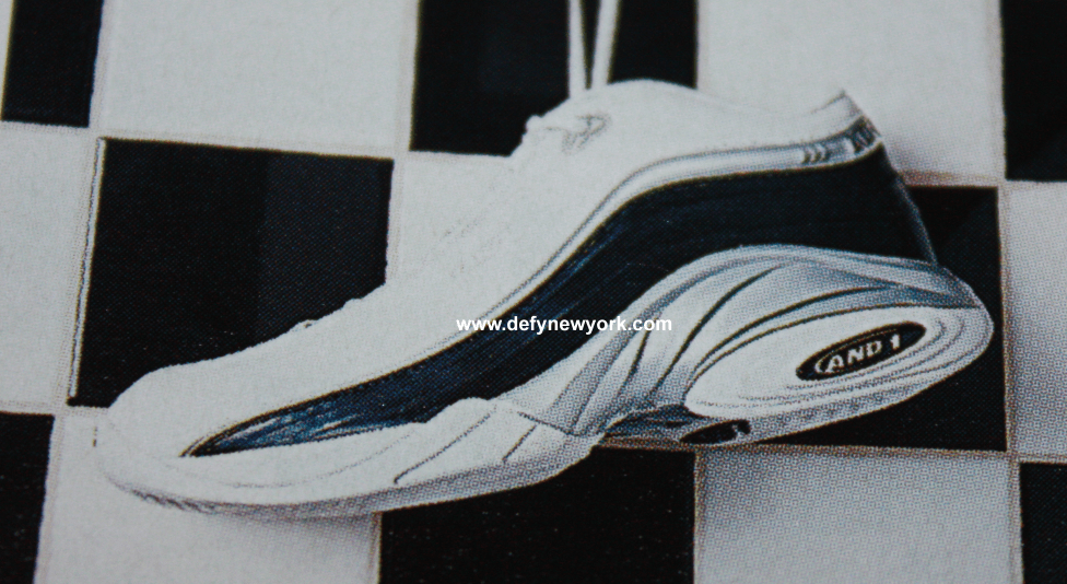 0da171b5bde3ac And1 And 1 The Truth Mid Basketball Shoe 2002   DeFY. New York-Sneakers