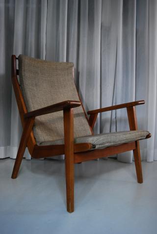 Lotus fauteuil van Rob Parry Gelderland  DE GELE ETALAGE