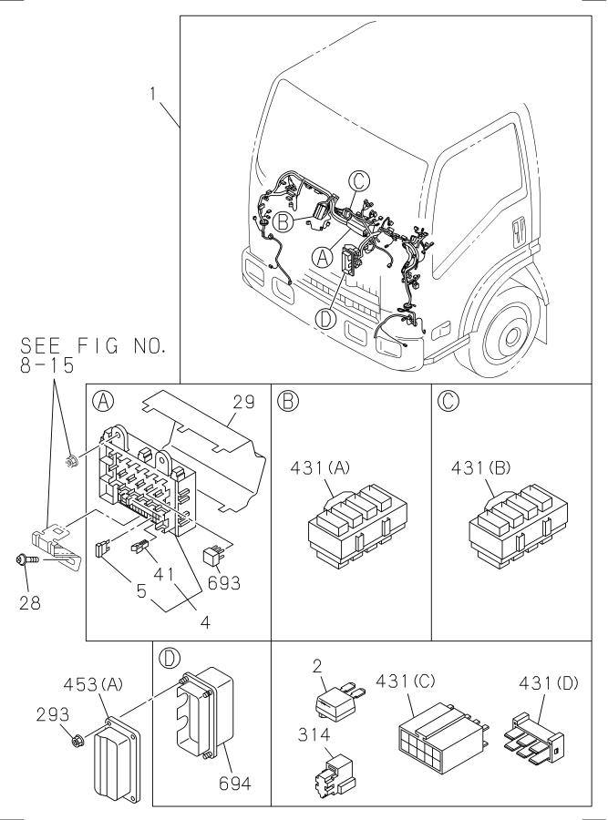 2007 Isuzu Npr Fuse Box Diagram : 2007 Isuzu Npr Wiring