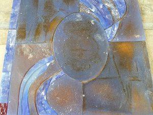 jubileum-paneel-brandschilderen-glas-in-lood-300x225