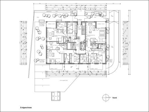 Mehrfamilienhaus mit Tiefgarage in Augsburg an der