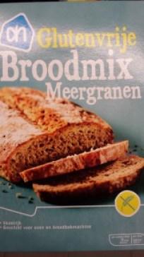 AH Broodmix Meergranen