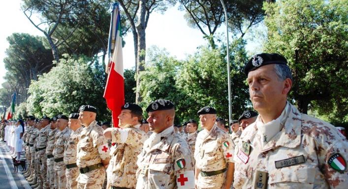 Croce Rossa: arriva la Fondazione, Corpi Ausiliari addio