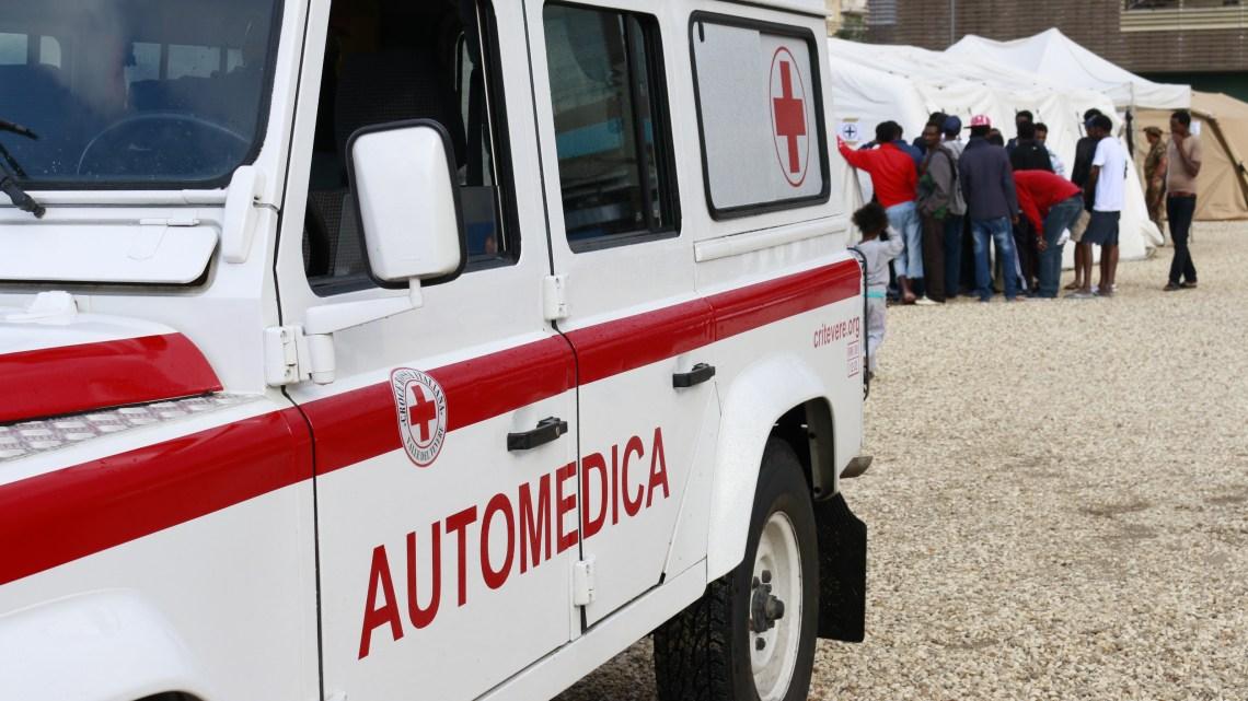Croce Rossa: profitti e calcoli mentre l'indipendenza svanisce