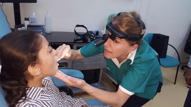 Prevenzione pediatrica al Field Hospital Italiano in Libia