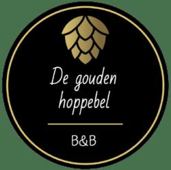 Logo for B&B De gouden hoppebel