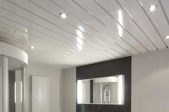 Aluminium Plafond Badkamer : In de spotlight aluminium plafonds de graaf bv