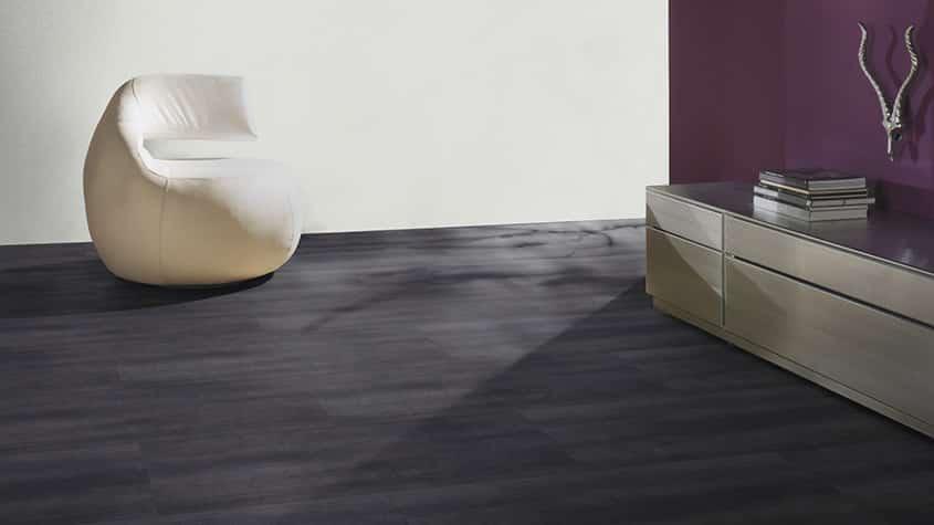 Antraciet Pvc Vloer : Pvc vloer steen girona antraciet de graaf bv