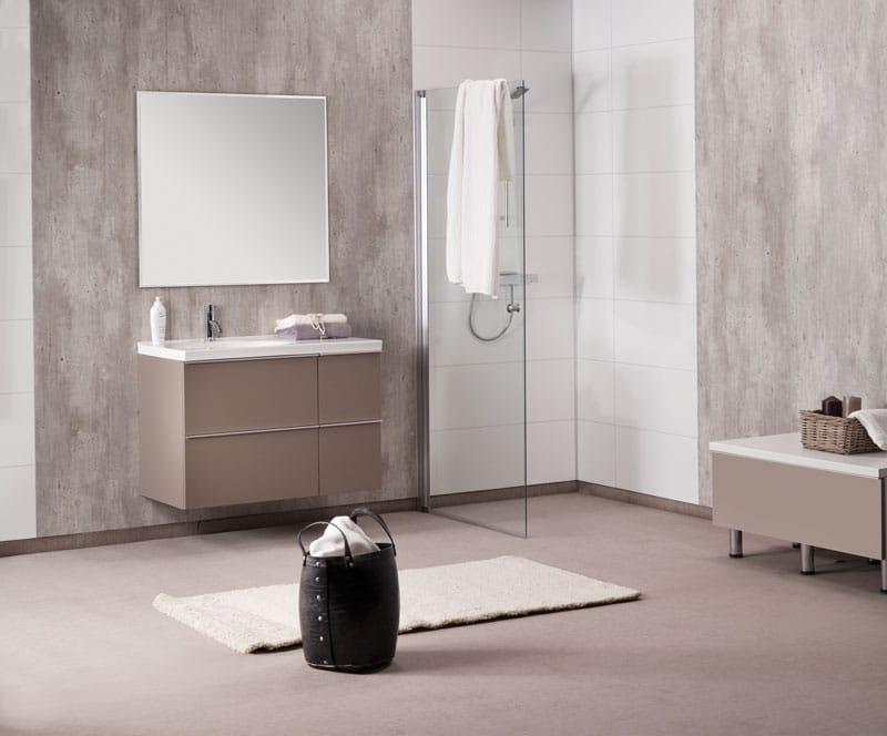 Wandpanelen & tegelpanelen badkamer | De Graaf BV