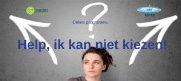 Online programma kiezen