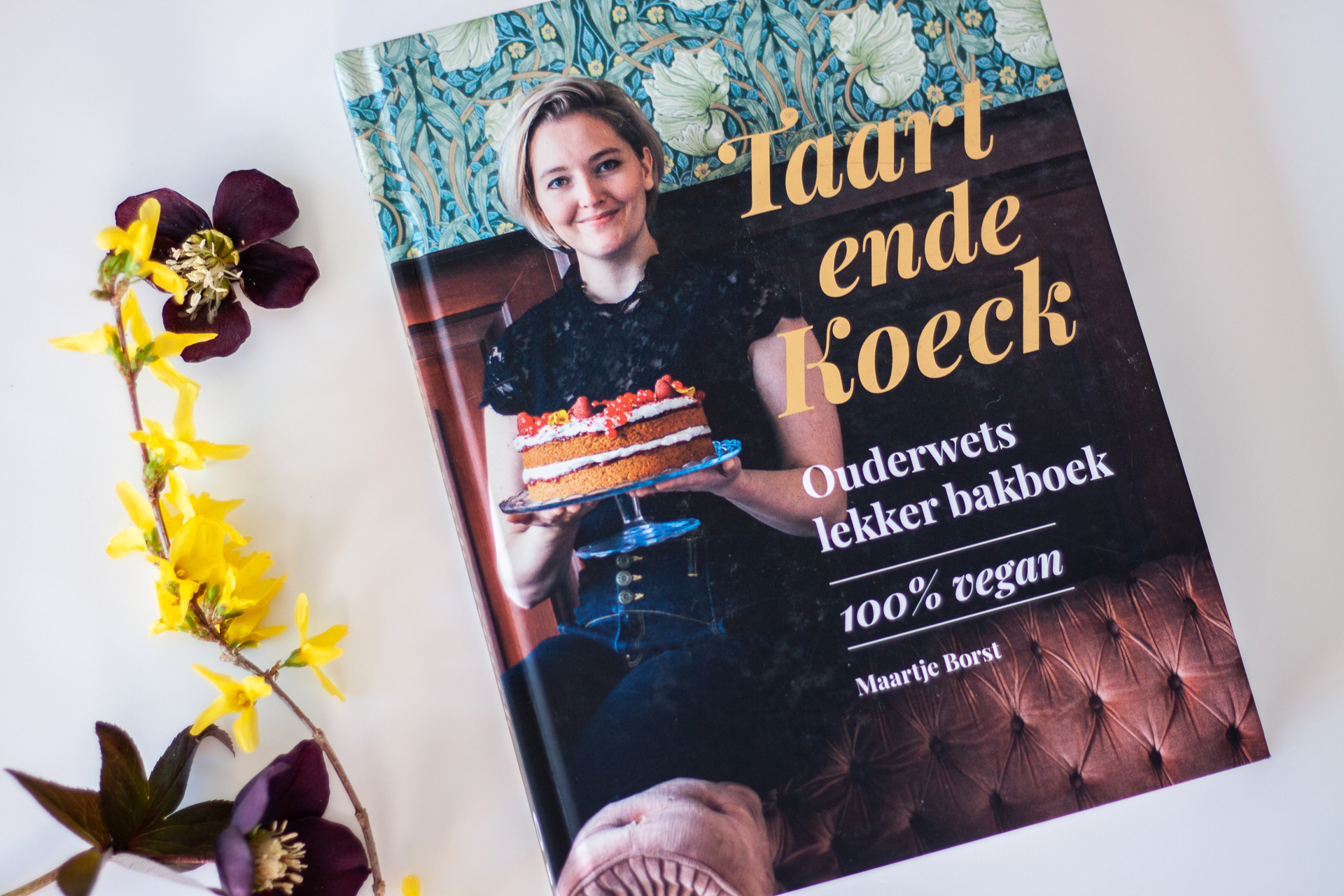 Taart ende Koeck – Maartje Borst
