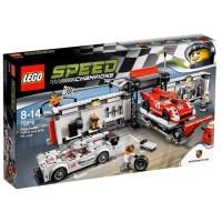 75876 Lego Speed Champions Porsche 919 Hybrid