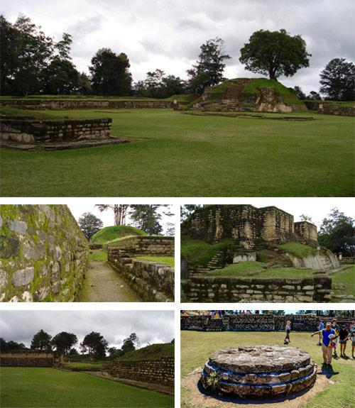 Iximché, Tecpán, Chimaltenango, Guatemala