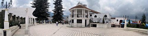 Plaza Central de Tecpán, Guatemala