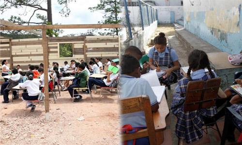 Infraestructura escolar en Guatemala  DEGUATEcom