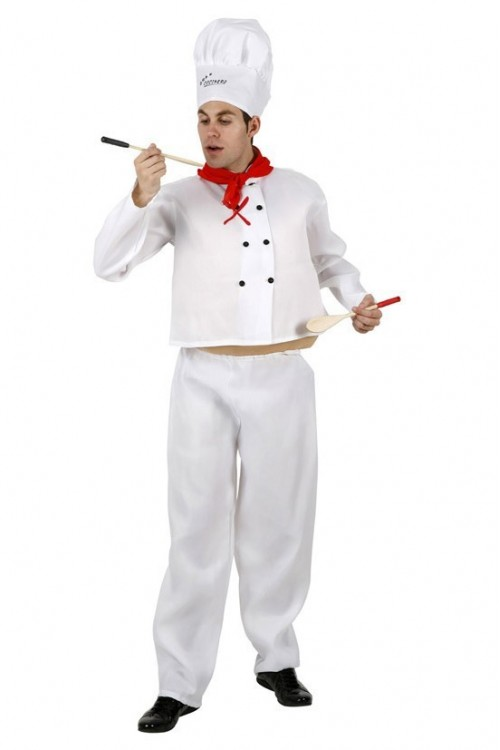 Tenue De Cuisine Homme
