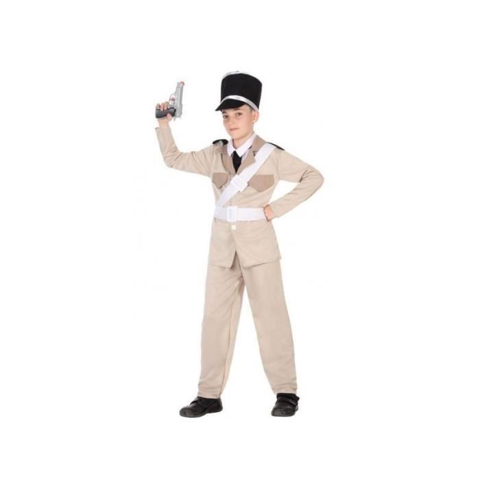 deguisement policier gendarme st tropez enfant