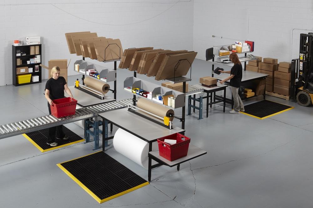 Work Areas Addressed By Dehnco Workstations  Dehnco