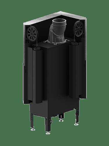 Hitze HST 54x39 LG liftdeur