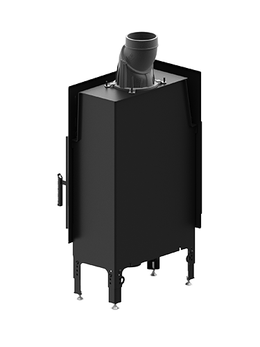 Hitze HST 59x43 L draaideur