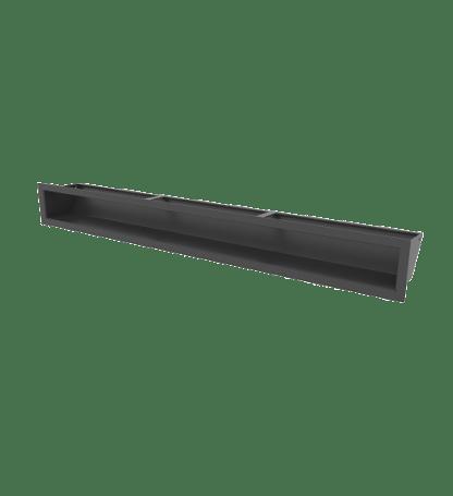 Hitze slim 9x80 ventilatierooster