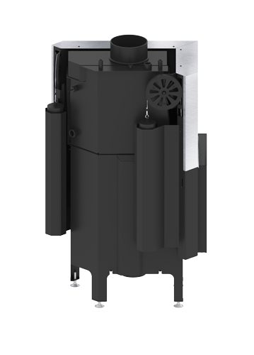 hitze Albero aqua systeem 54x39.LG technische tekening
