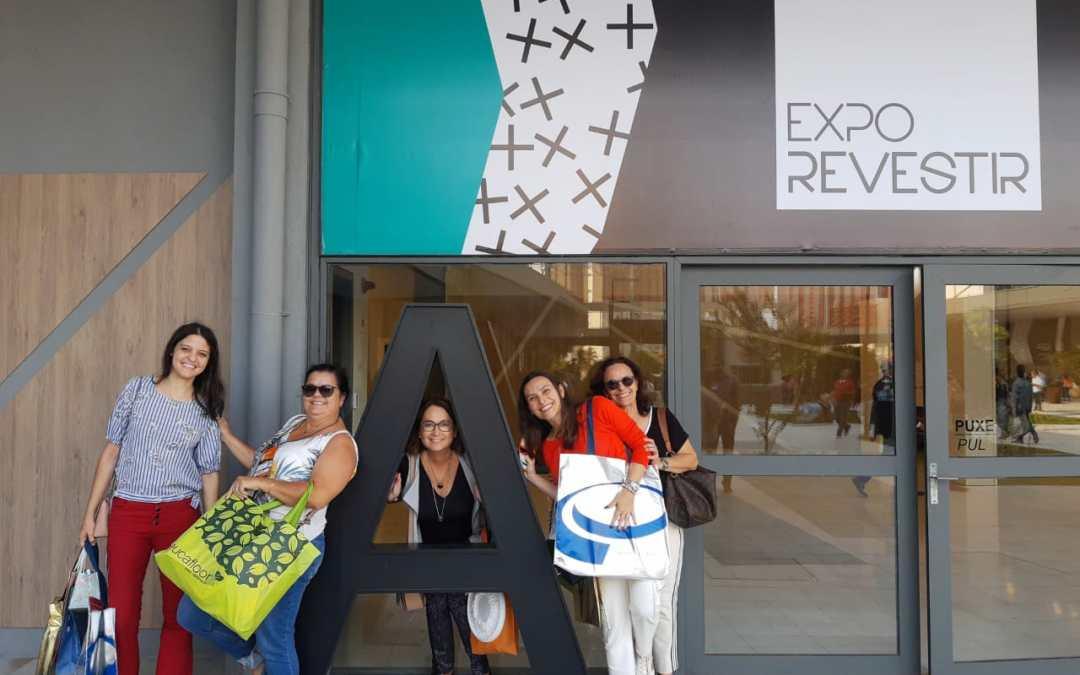 Expo Revestir 2020: De Huber marca presença na maior feira de acabamentos da América Latina
