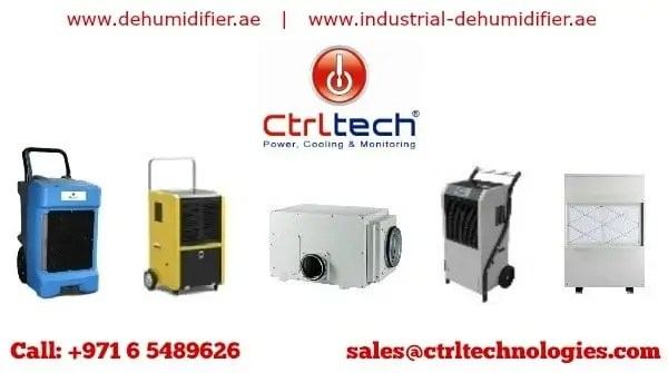 Heavy Duty or commercial duty dehumidifier in UAE.