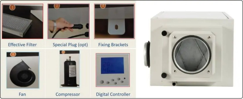 commercial pool dehumidification systems