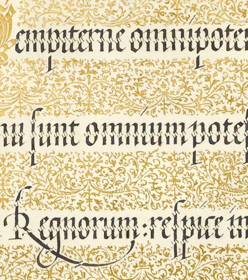 Mira Calligraphie Monumenta