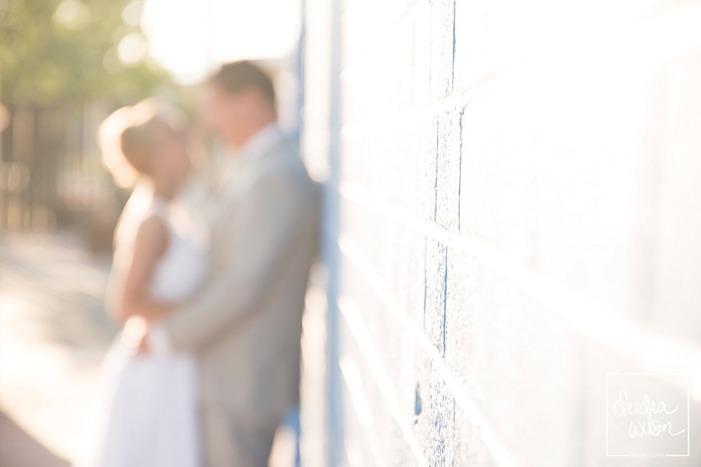 Las Vegas Arts District Wedding Photos