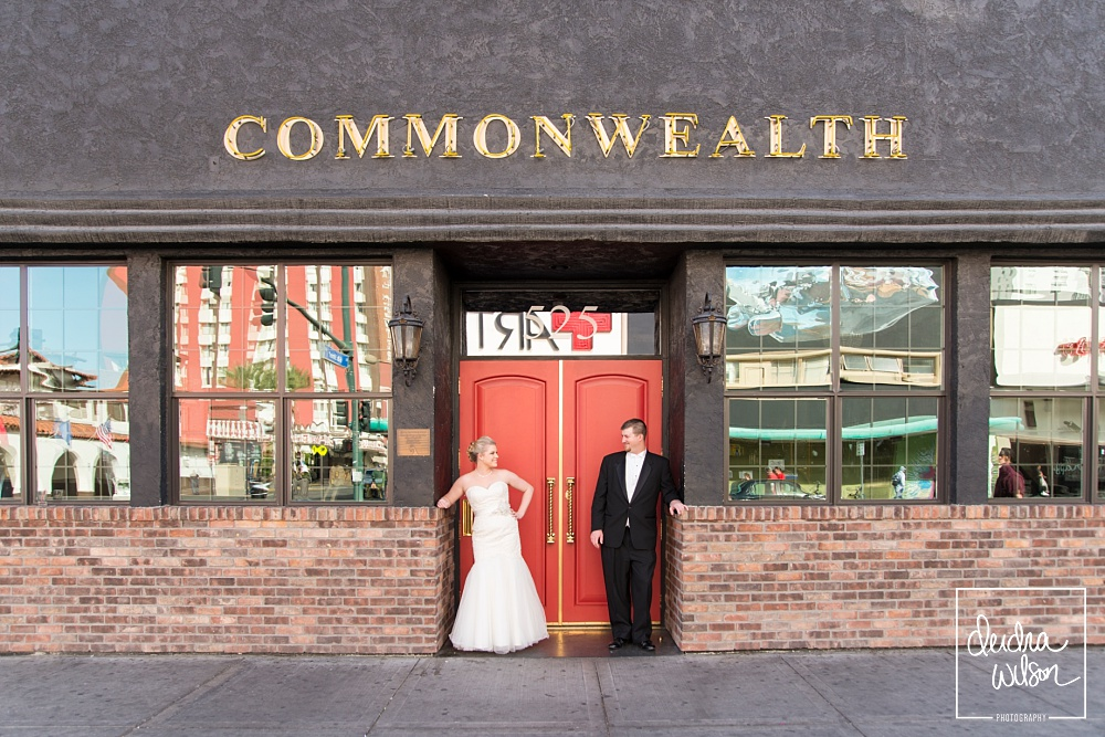 Downtown Las Vegas- cool Las Vegas wedding venues