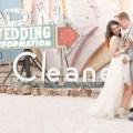 Neon Museum - cool Las Vegas wedding venues