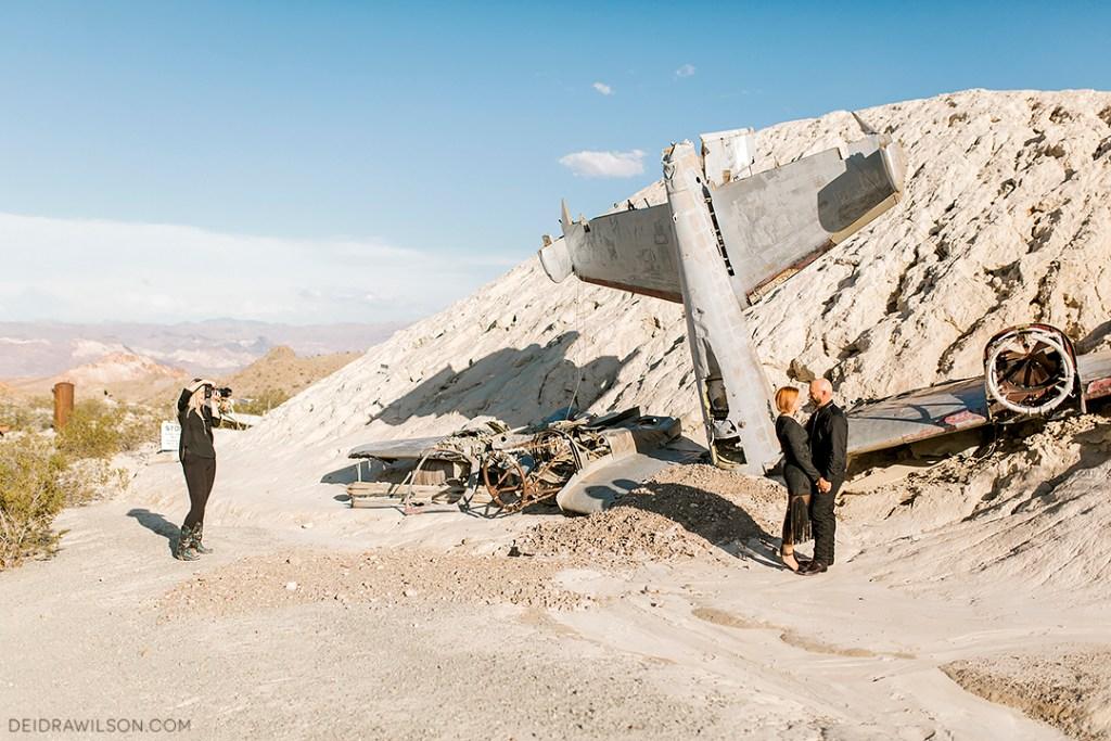 Las Vegas Wedding Photographer - El Dorado | Nelson's Landing