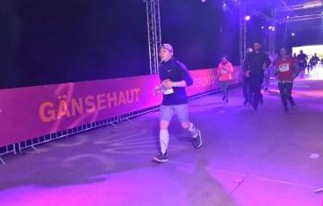Marathon Lauf