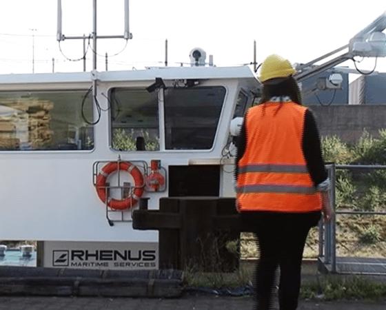 Duisburg: Ausbildung Schifffahrtskauffrau/-mann