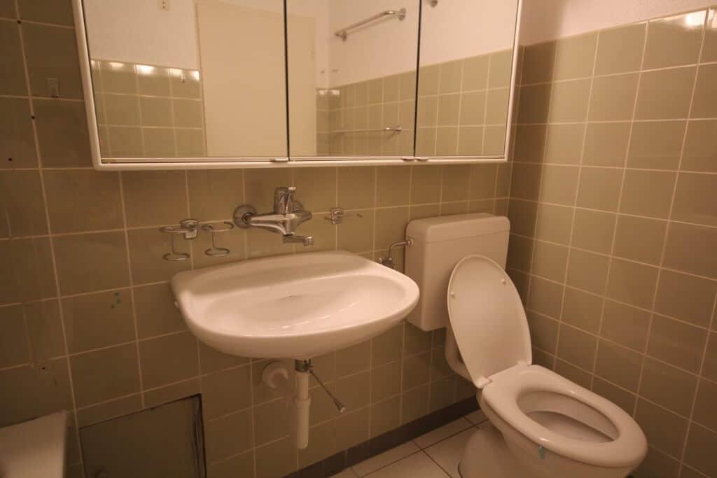 Badezimmer renovieren bringt neuem Glanz