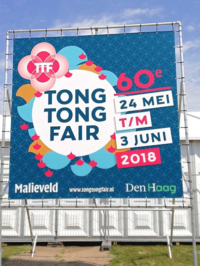 Opbouw Tong Tong Fair 2018